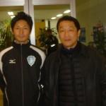 2009 10月 村山氏 アビスパ福岡U-16監督