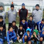 2009 12月 山口武士氏 鹿島アントラーズ→大分トリニータ→鹿島アントラーズ→ソニー仙台FC→ロアッソ熊本