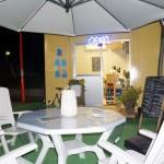 2013年9月 Café open