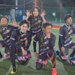 カフカ 東海第二高校OBチームです。2015年10月メンバー入会