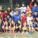 スーパースポーツ ゼビオ  職場のバイト仲間のチームです。 2014.8月 2014年メンバー入会