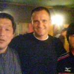 2003年12月 ロペス・ワグナー(元日本代表)と交友 以降ブラジルキャンプサポートに