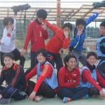チーム坂本 県立大OBの仲間です。