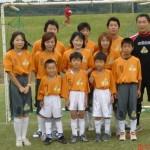 2003年9月 スキルアップスクールopen(小学校体育館にて)