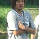 2008 6月 山口武士氏 ロアッソ熊本