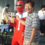 2008 6月 (右)荒木恒竹氏 TKU熊本