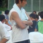 2008 6月 熊谷雅彦氏 ロアッソ熊本