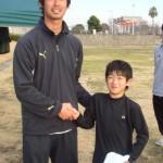 2008 12月 小森田友明氏 ロアッソ熊本
