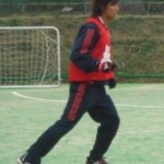 2009 1月 中田健太郎氏 FC東京