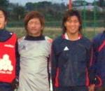 2009 1月 栗山裕貴氏 サガン鳥栖(右)