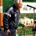 03'01 緒方健二氏 サッカー協会名誉顧問