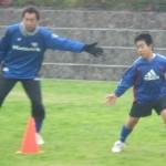 05'04 服部浩紀氏 元日本代表候補