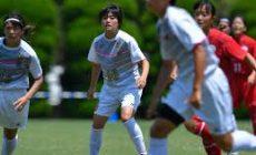 福永星香さん 熊本ルネサンスフットボールクラブ内定 おめでとうございます