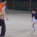 チームなべしま 5対5で休みなし(^^)/