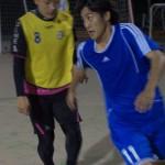 チームISHIHARA に2チームが挑む! 和 と 洋平