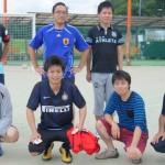 FC 松本 様 人数がすくなっかたけど頑張りました。