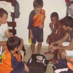 2015'春休みに行く ブラジルサンパウロ OLE FC 海外キャンプのご案内