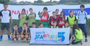 JFA Enjoy5 レディース