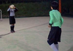 キャッチボール