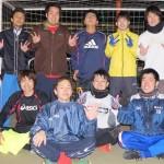 平井FC様 今年最初の初蹴り(^^)/