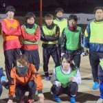 Team Forest 初蹴りにたくさんのメンバーが集まり本日も2面レンタルです。ありがとうございます(^^)/