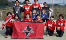 ロアッソ熊本レディース 2014年メンバー入会ありがとうございます(^^)/
