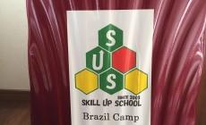 ブラジルキャンプ始まる