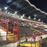 夕方からサンパウロ州1部リーグ、ボタフォゴFCを観戦に・・・