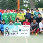 HONDA CUP オープン 優勝 エンフレンテ熊本