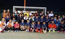 ど素人カップ 優勝 FC ISHINUKI 様