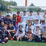 人工芝張替CUP MIX2 優勝 FC Middle Class