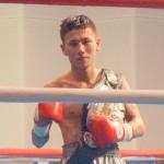 プロボクシング 日本ミニマム級 チャンピオン 福原辰弥君おめでとう!