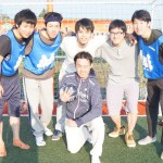 チーム野田 今日は南阿蘇に泊まって寄って頂きました。 2015年メンバー
