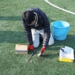 JFA公認ロングパイル人工芝 6ヶ月メンテナンス