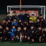 スキルアップスクール ロアッソ熊本16番 小牧選手来校
