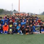 日本フットサル施設連盟選手権U-12 熊本県代表 アイランズFC・武蔵ドリームファイターズ