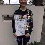 熊本県女子(U-12)サッカー大会 スクール生優勝