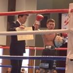 日本プロボクシング ミニマム級チャンピオン 福原辰弥君 判定 3:0 で防衛!