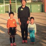 2016年5月 三角校スクール新設 担当 横山紀和コーチ