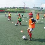 春季3月一ヶ月サッカースクール開催