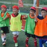 2016.7月 武蔵校 夏季1日体験サッカースクール