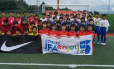 JFA エンジョイ5 U-11 熊本県予選