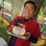 クラブチーム クラッキー5年生 親子対決&Happy Birthday by MID