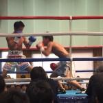 たつや 7ラウンドTKO勝ち 3度目の防衛 次は世界!