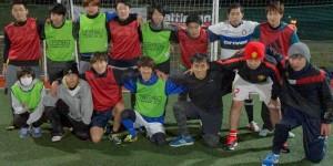 FC リーガル 学園大学サークルメンバー 2016年メンバー