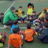 冬季一日体験サッカー