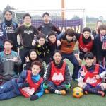 ウイナレッズFC熊本 男女MIXチームです。2016年メンバー