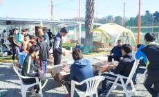 アルバランシア熊本OB会 フットサル&BBQ