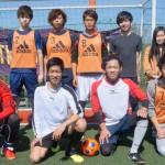 まっぽし 学生グループ 2017年メンバー