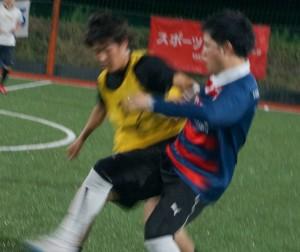 FC VAMOZA 対 Team Forest